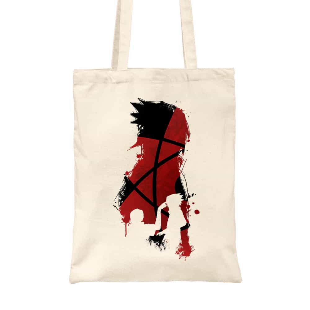 Sasuke and Itachi Vászontáska