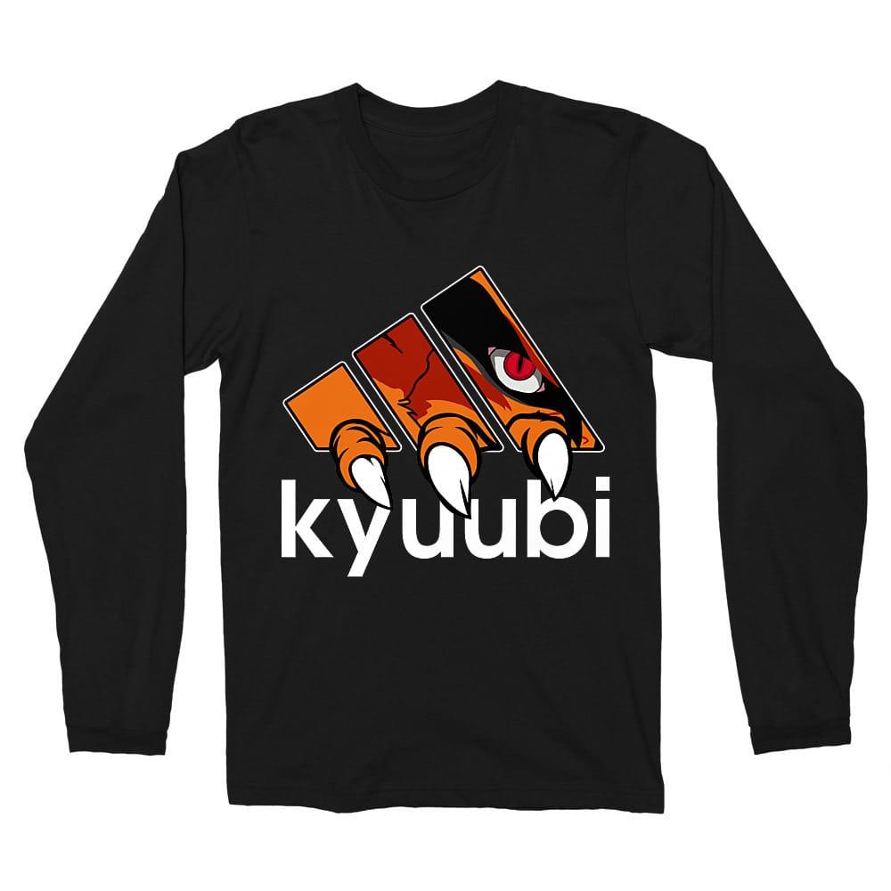 Kyuubi Adidas Férfi Hosszúujjú Póló