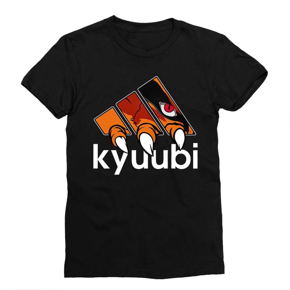 Kyuubi Adidas Férfi Testhezálló Póló