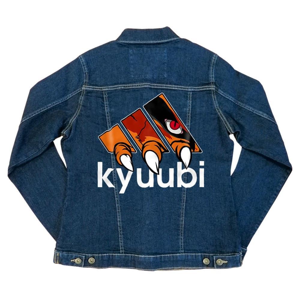Kyuubi Adidas Női Farmerkabát