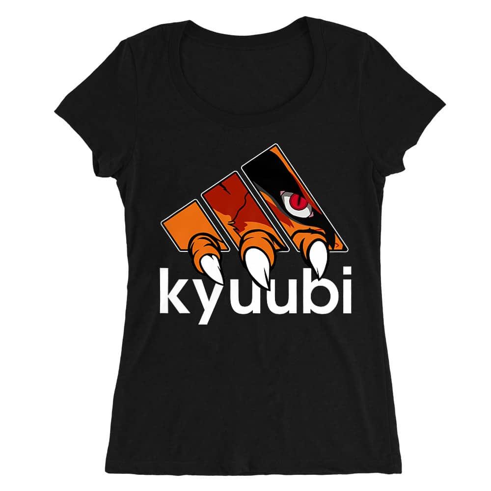 Kyuubi Adidas Női O-nyakú Póló