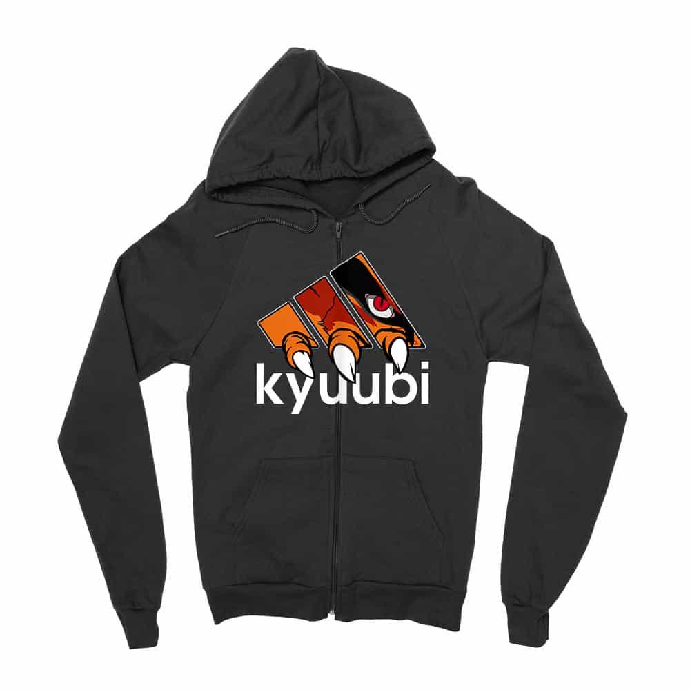 Kyuubi Adidas Zipzáros Pulóver