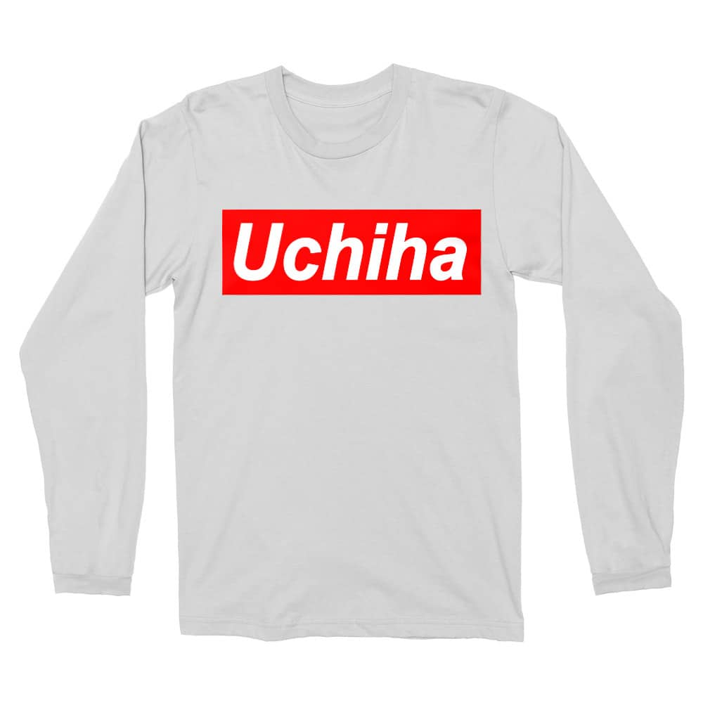 Uchiha Supreme Férfi Hosszúujjú Póló