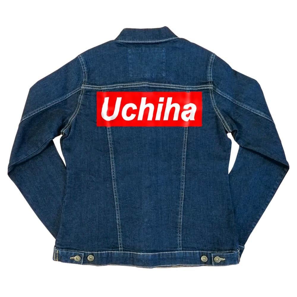 Uchiha Supreme Női Farmerkabát