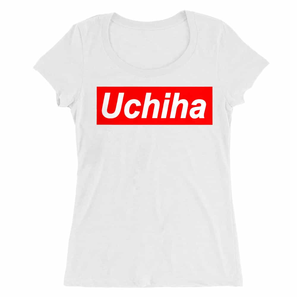 Uchiha Supreme Női O-nyakú Póló
