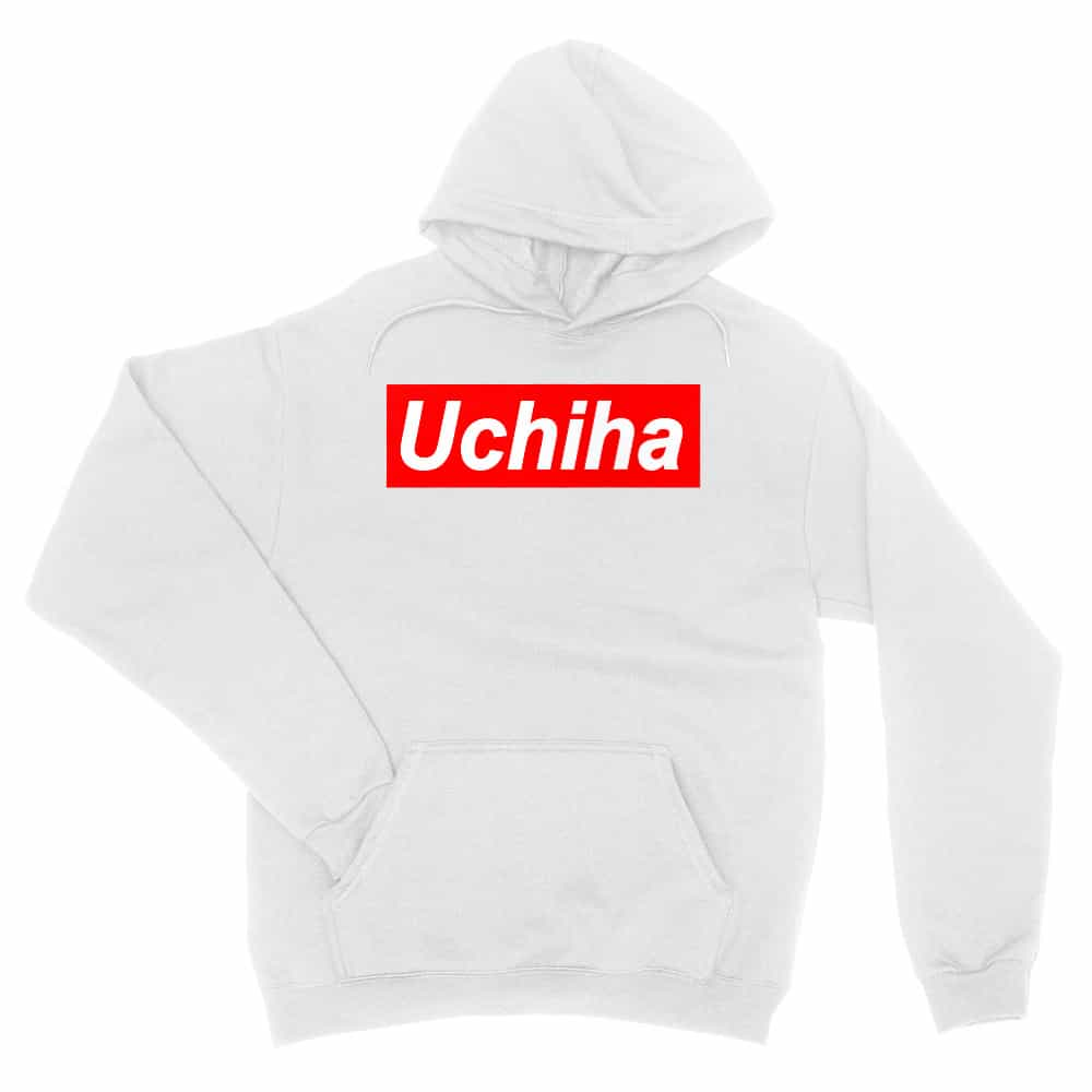 Uchiha Supreme Unisex Pulóver