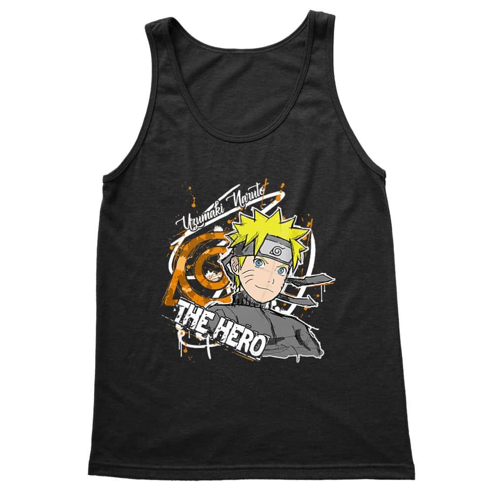 Uzumaki Naruto - The Hero Férfi Trikó