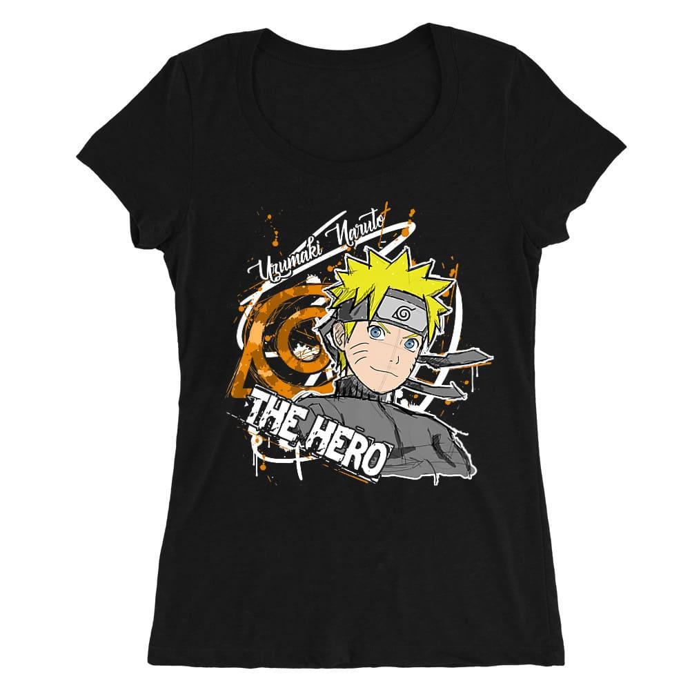 Uzumaki Naruto - The Hero Női O-nyakú Póló