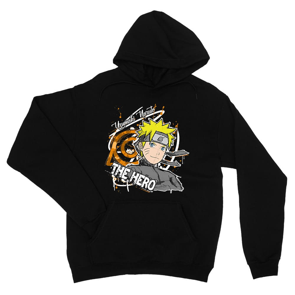 Uzumaki Naruto - The Hero Unisex Pulóver