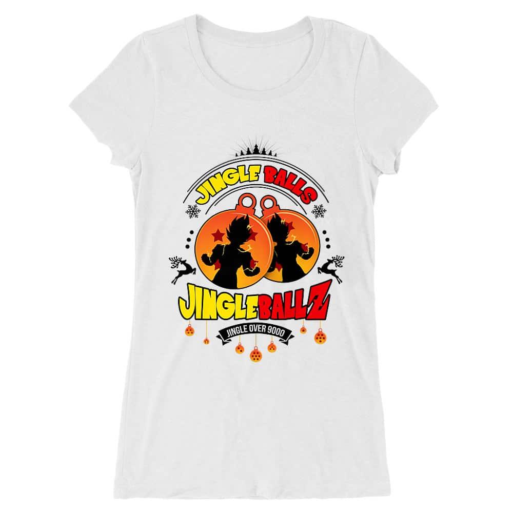 Jingle Ballz Női Hosszított Póló