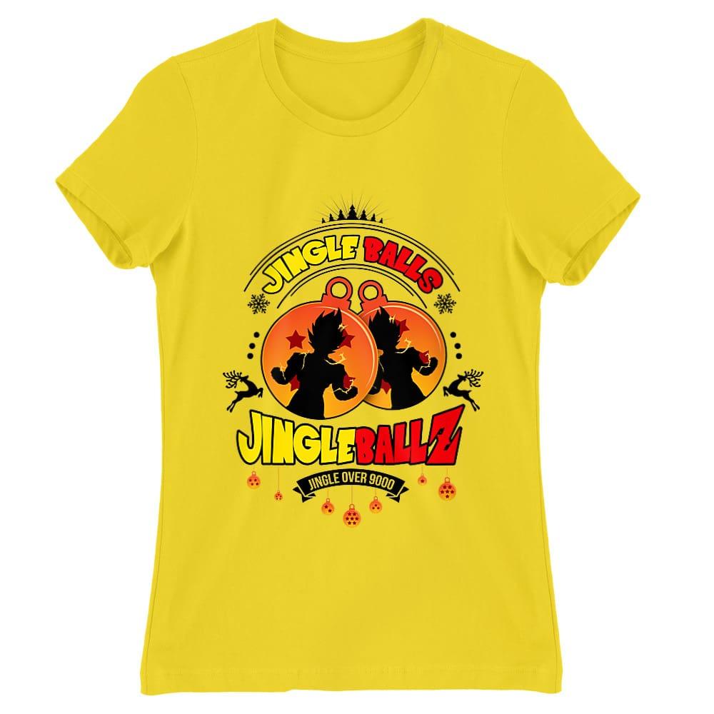 Jingle Ballz Női Póló