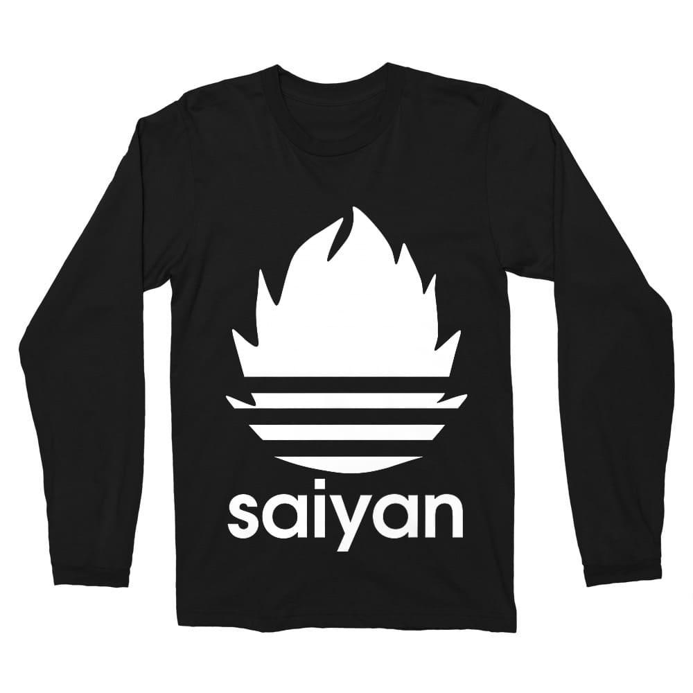 Saiyan Adidas Férfi Hosszúujjú Póló