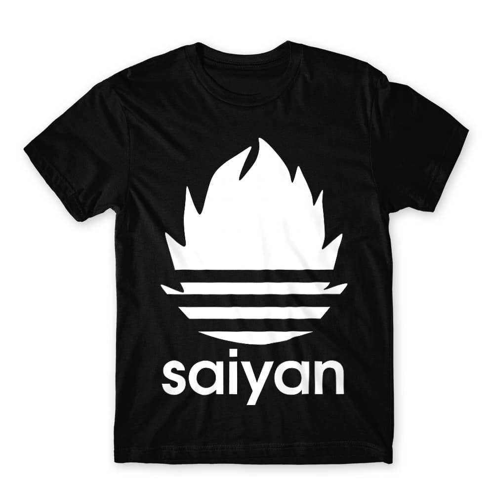 Saiyan Adidas Férfi Póló