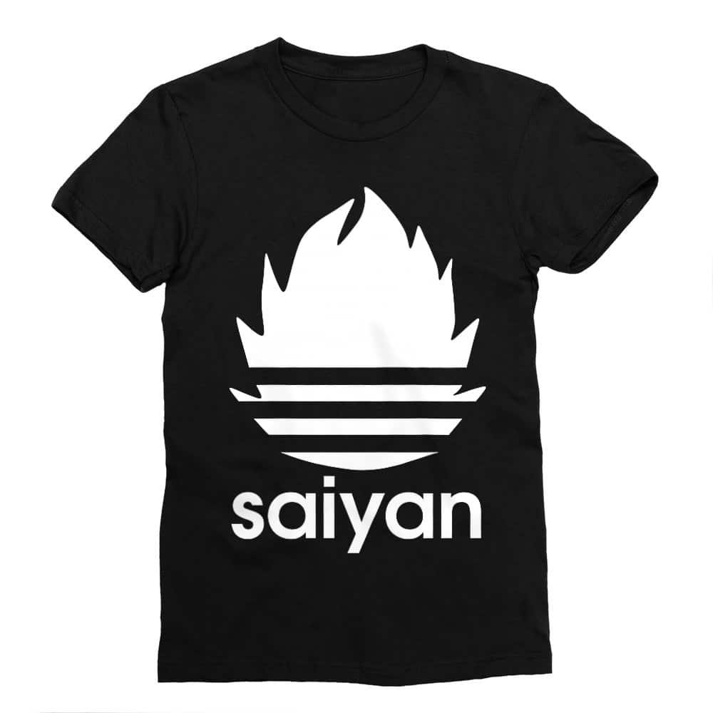 Saiyan Adidas Férfi Testhezálló Póló