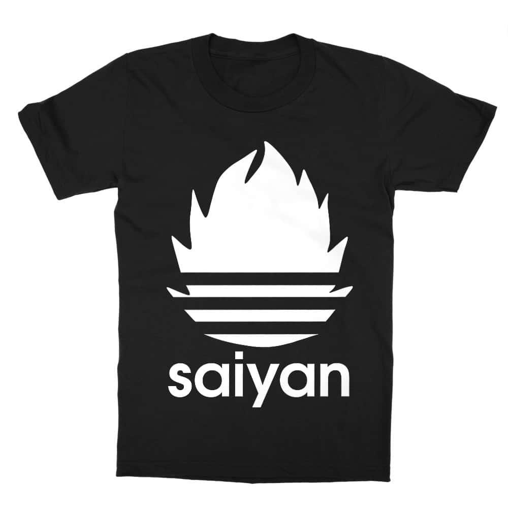 Saiyan Adidas Gyerek Póló