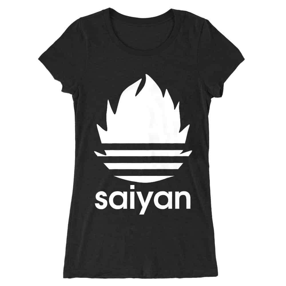 Saiyan Adidas Női Hosszított Póló