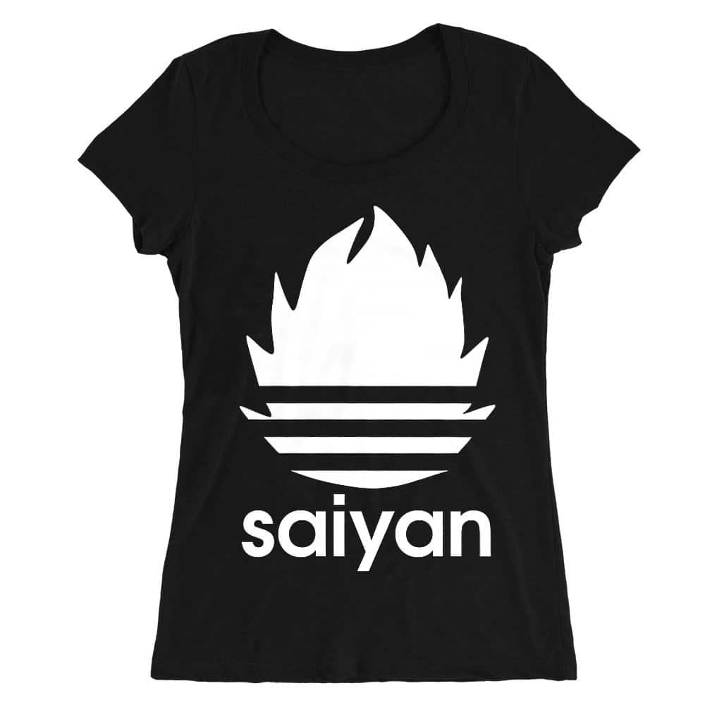 Saiyan Adidas Női O-nyakú Póló