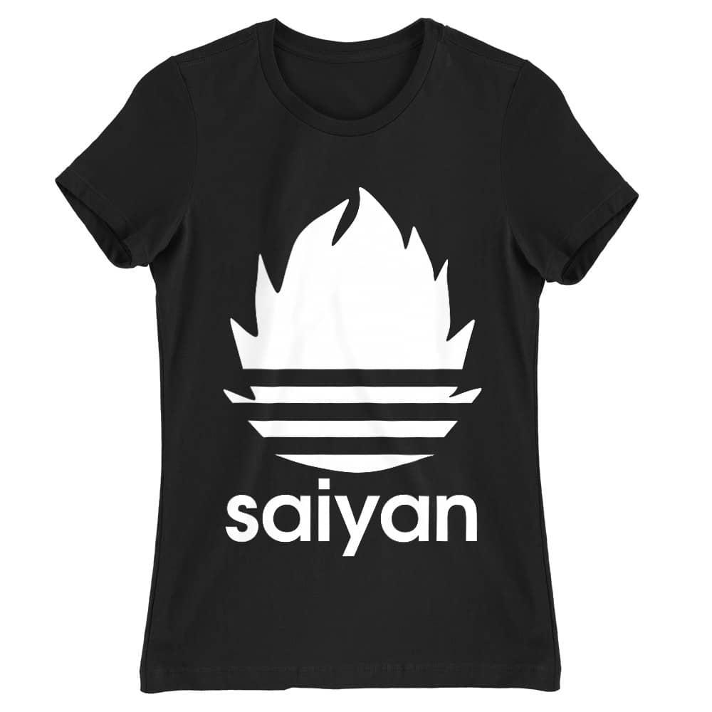 Saiyan Adidas Női Póló