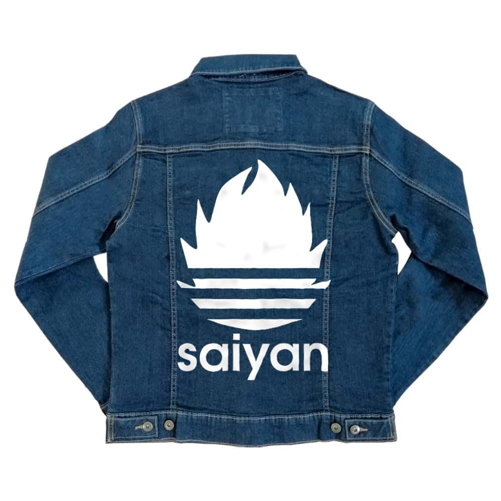 Saiyan Adidas Unisex Farmerkabát