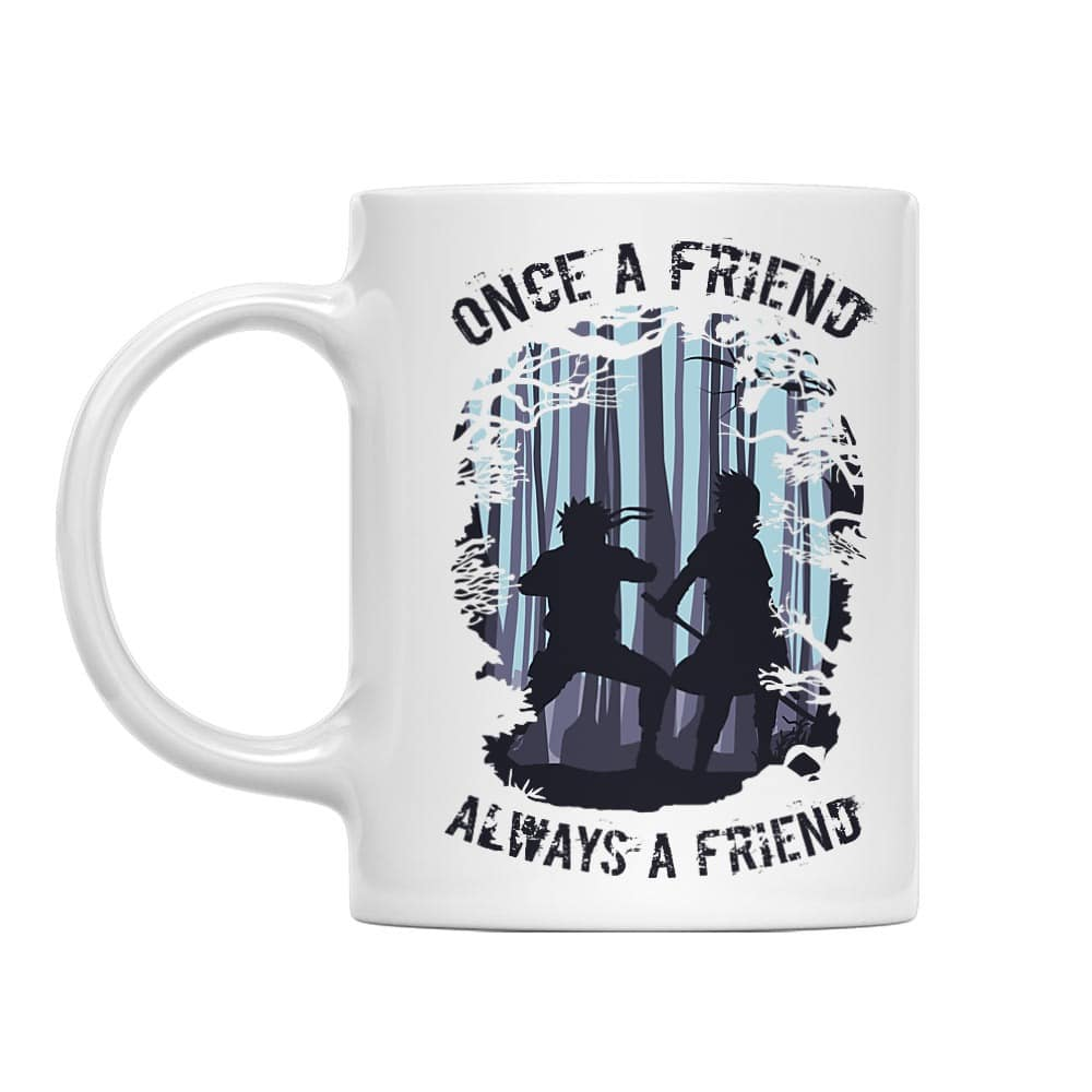 Once a friend Bögre