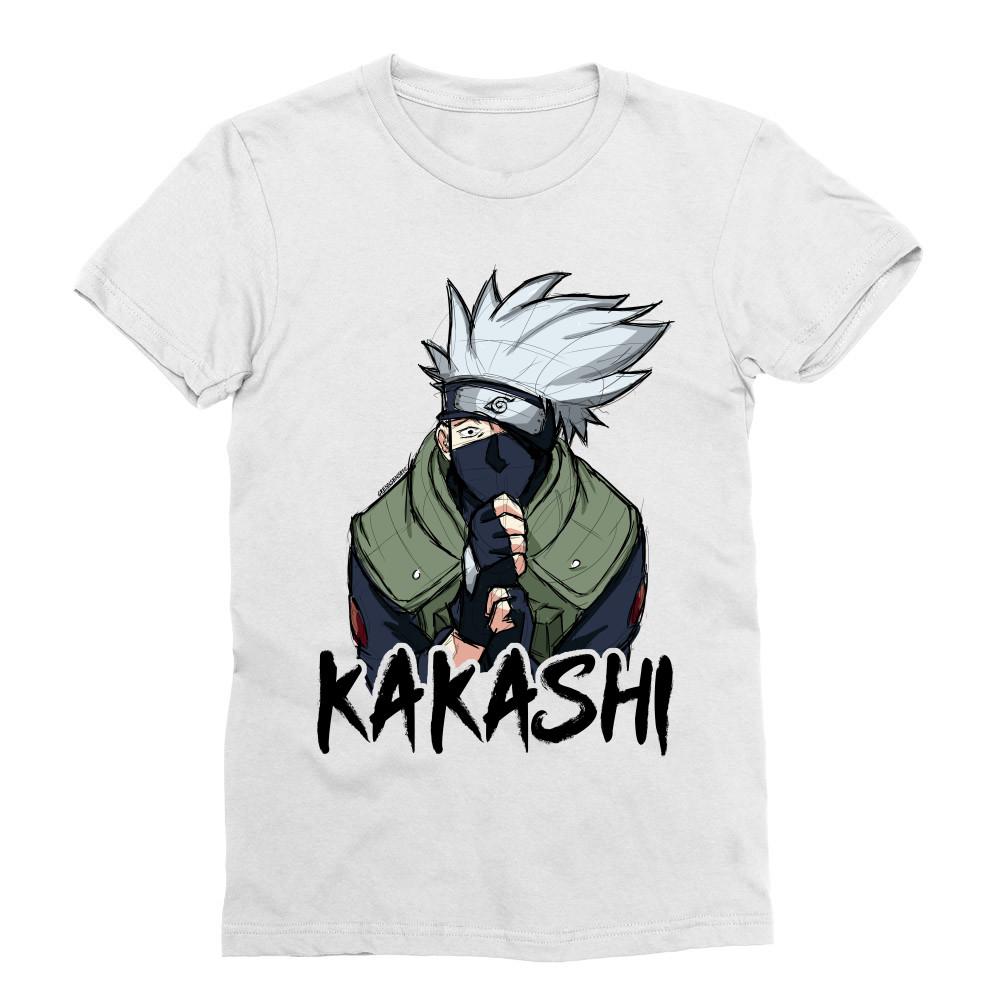 Kakashi graphic Férfi Testhezálló Póló