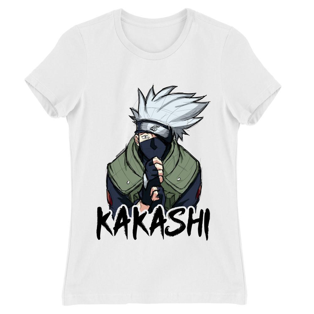 Kakashi graphic Női Póló