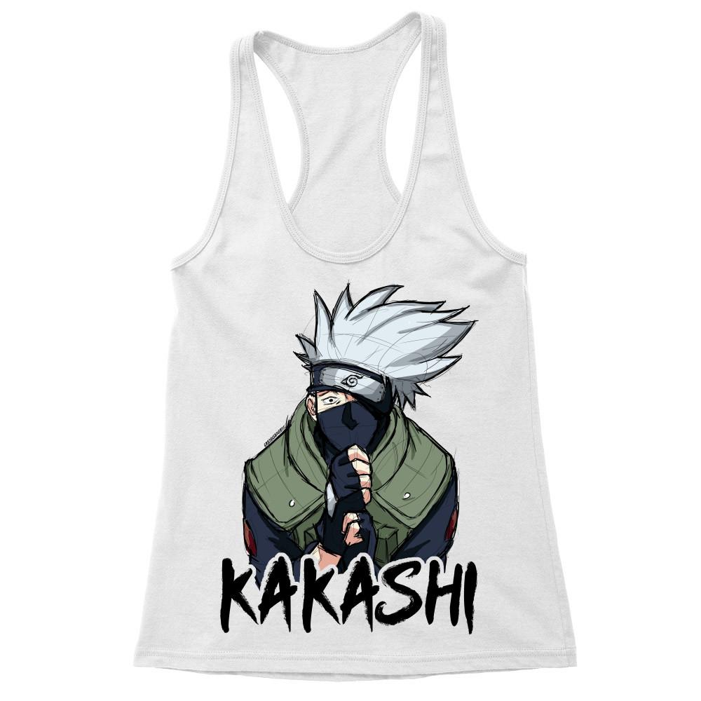 Kakashi graphic Női Trikó