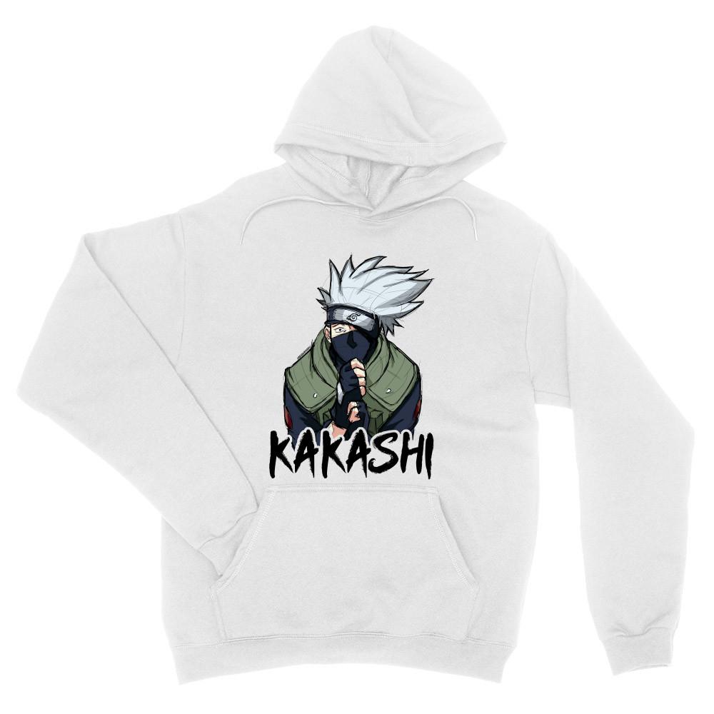 Kakashi graphic Unisex Pulóver