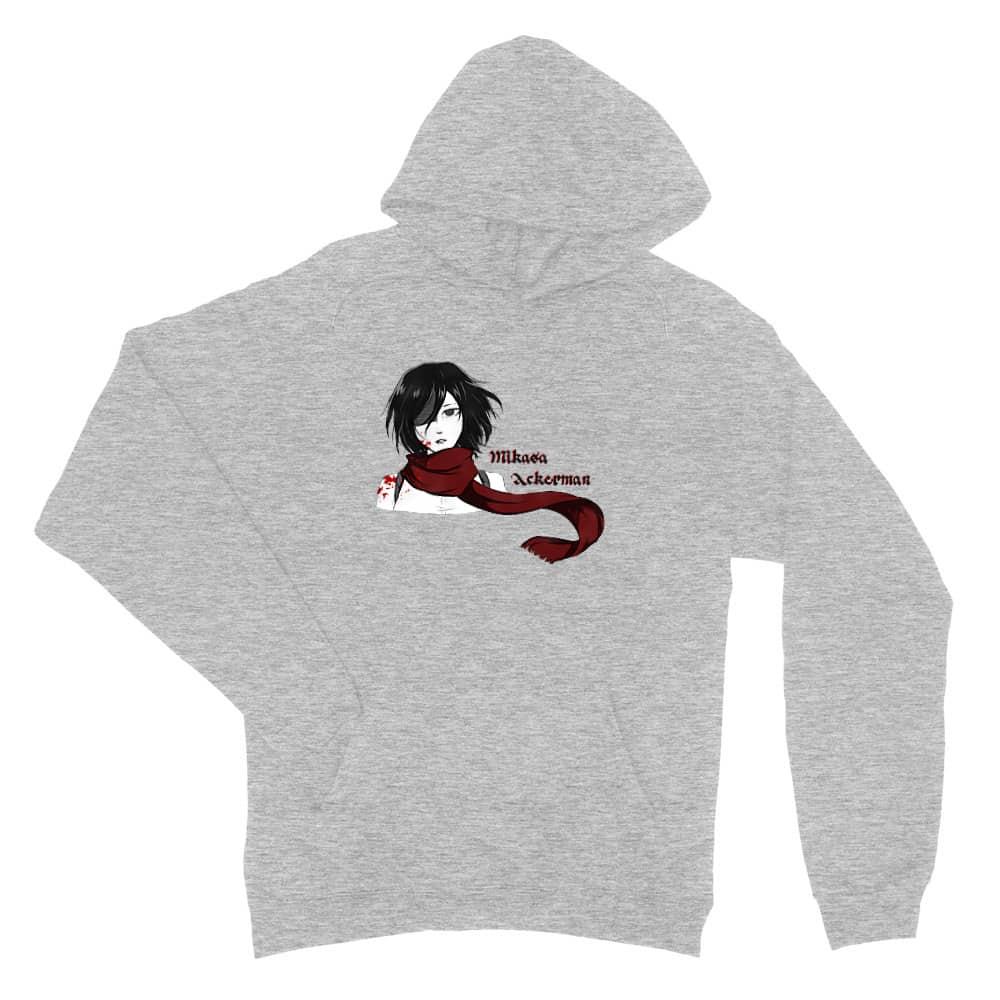 Mikasa Ackerman Női Pulóver