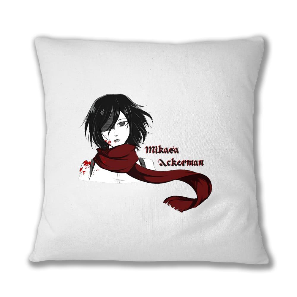 Mikasa Ackerman Párnahuzat