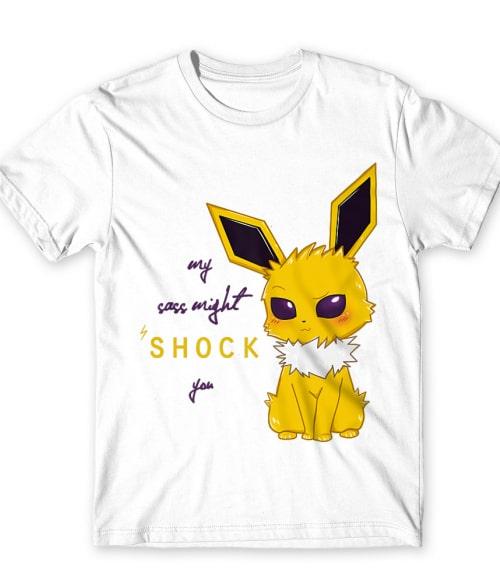 Jolteon - Eeveelution sorozat Póló - Pokemon - Lindako