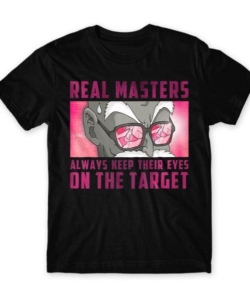 Roshi master target Póló - Dragon Ball - Macy