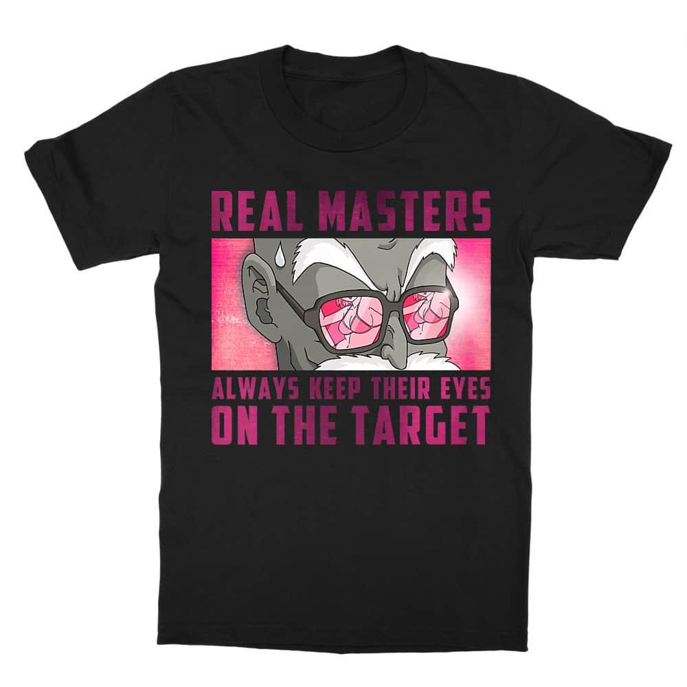Roshi master target Gyerek Póló