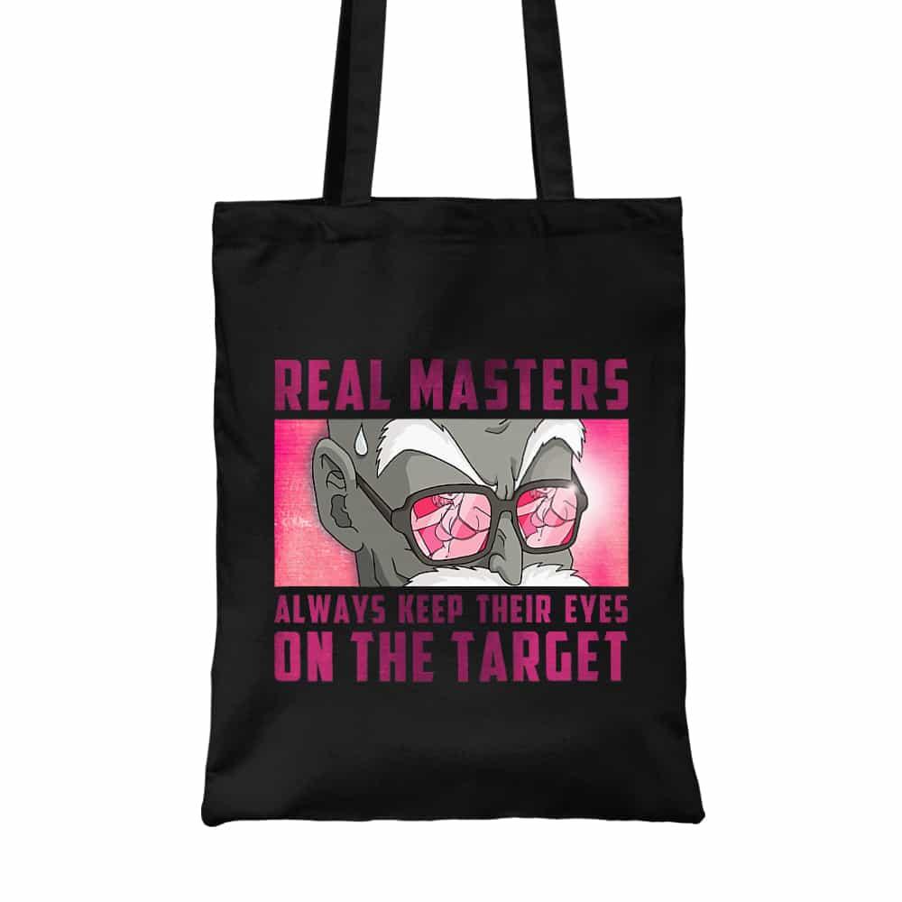 Roshi master target Vászontáska