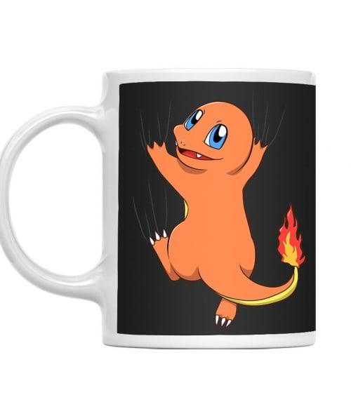Lógó Charmander Póló - Pokemon - RenoViol