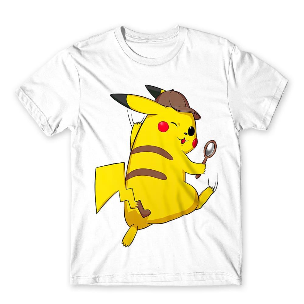 Detetktív Pikachu Férfi Póló