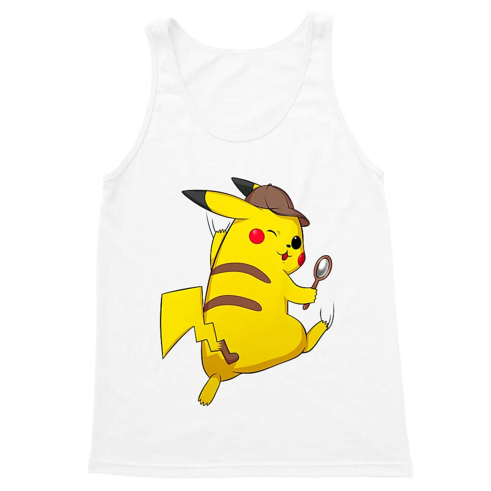 Detetktív Pikachu Férfi Trikó