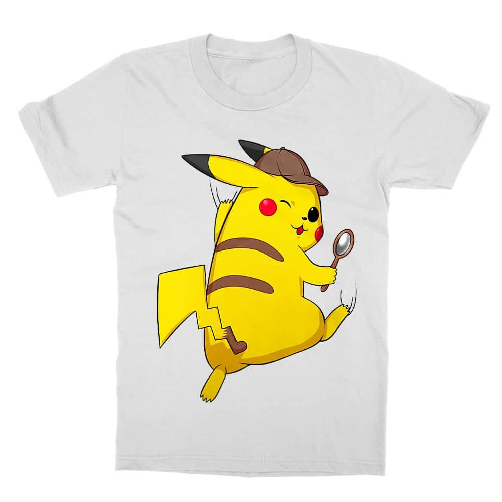Detetktív Pikachu Gyerek Póló