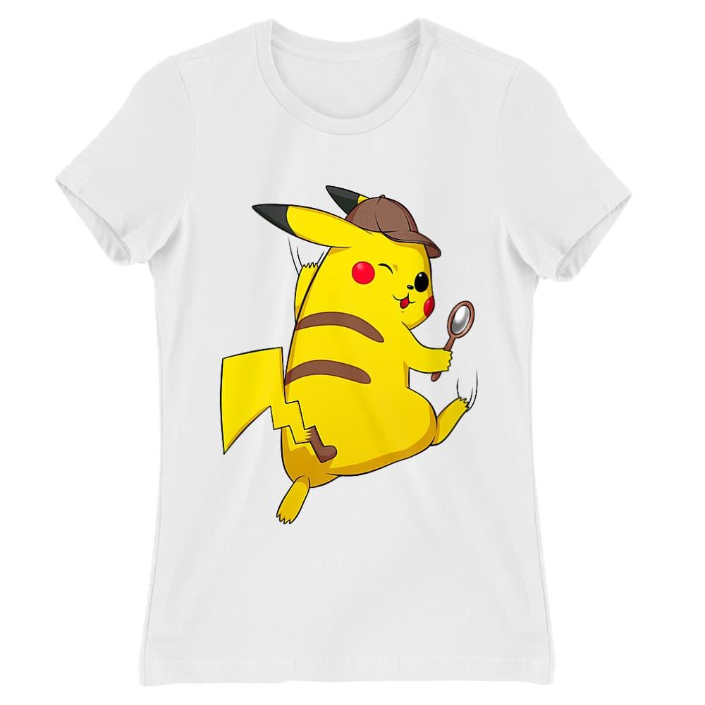 Detetktív Pikachu Női Póló