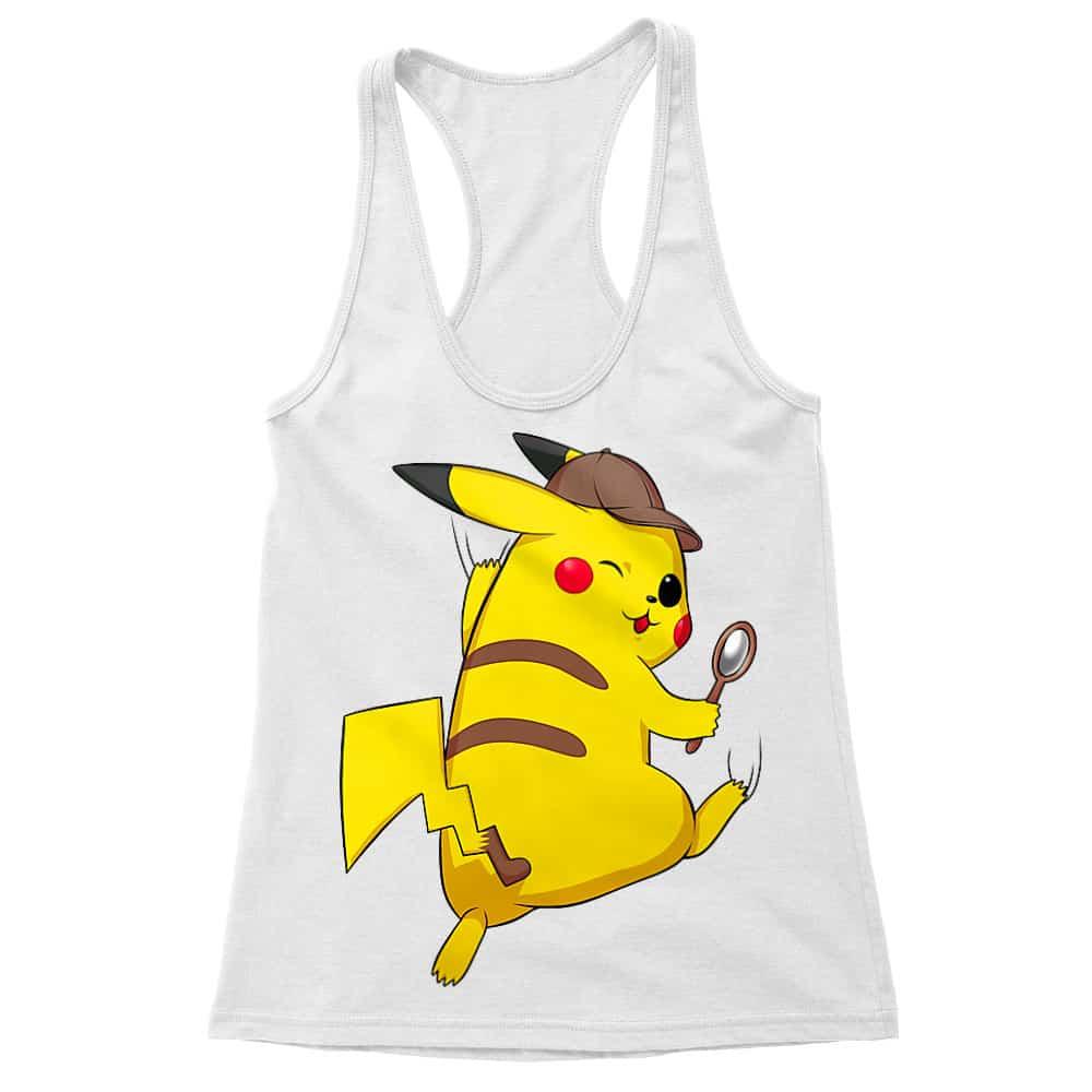 Detetktív Pikachu Női Trikó