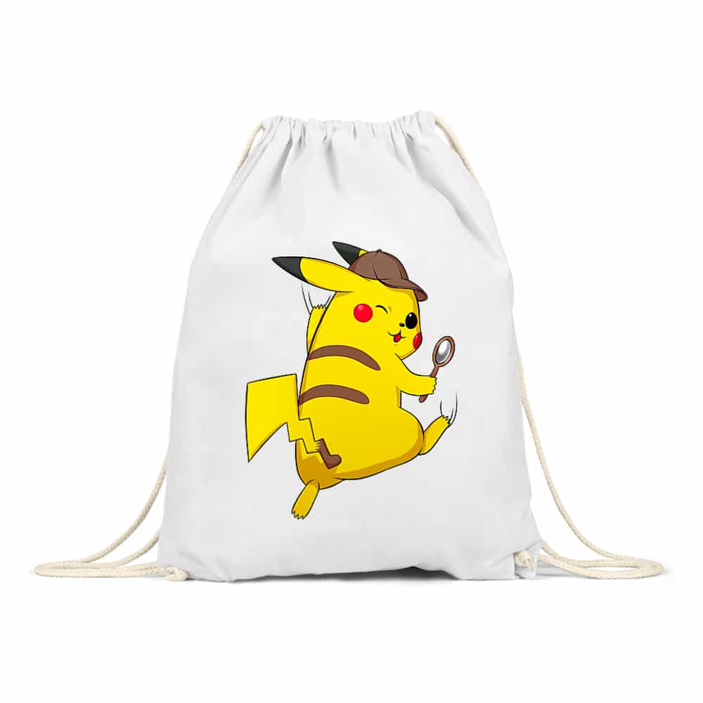 Detetktív Pikachu Tornazsák