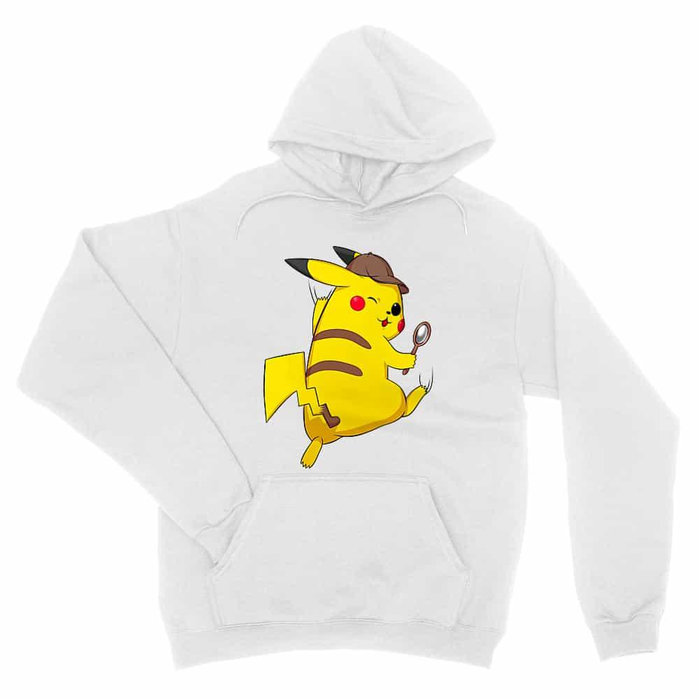 Detetktív Pikachu Unisex Pulóver