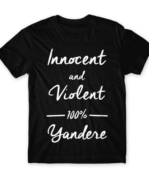 100% Yandere Póló -