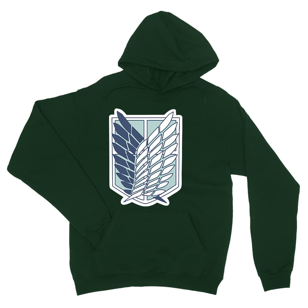 Scouting Legion logo Unisex Pulóver