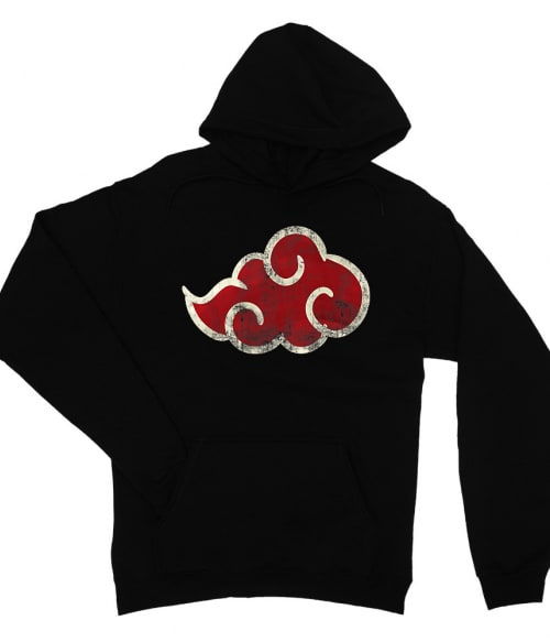 Akatsuki cloud logo Póló - Naruto