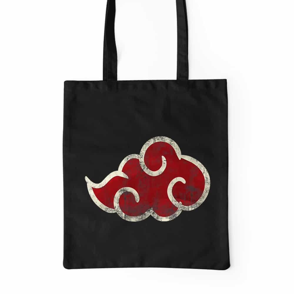 Akatsuki cloud logo Prémium Vászontáska