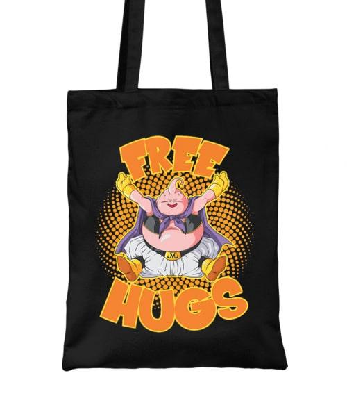 Free Hugs Póló - Dragon Ball Z - VikingSkull