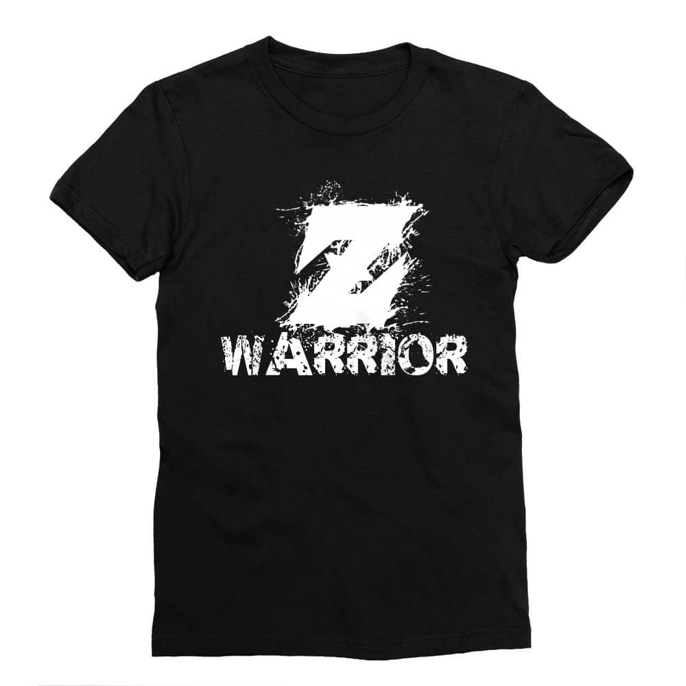 Z Warrior Férfi Testhezálló Póló