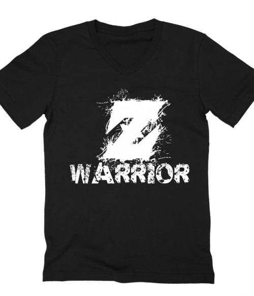 Z Warrior Póló - Dragon Ball Z - VikingSkull