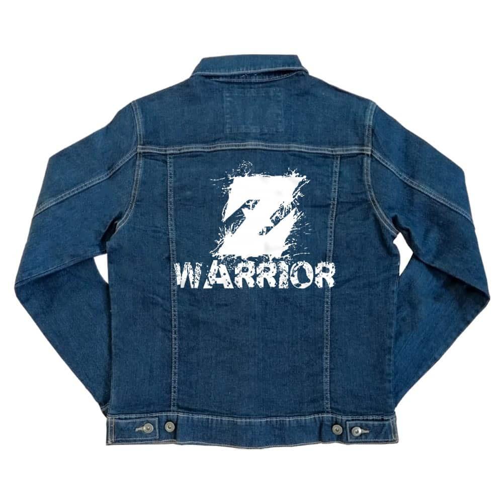 Z Warrior Unisex Farmerkabát